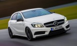 Mercedes-Benz A45 AMG Revealed Before Geneva Debut