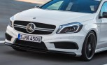 Mercedes CLA45 AMG Specifications Previewed in A45 AMG