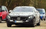 2015 Mercedes S-Class Coupe Spied up Close