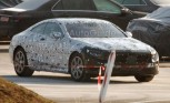 Mercedes S-Class Coupe Confirmed in First Spy Photos