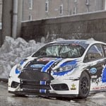Ford Fiesta ST Race Car to Debut at 2013 Chicago Auto Show