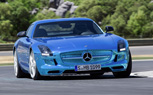 Mercedes SLS AMG Electric Drive is World's Fastest, Most Powerful EV