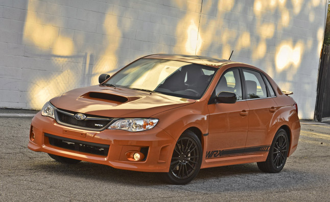 Subaru WRX, STI Special Edition Pricing Announced