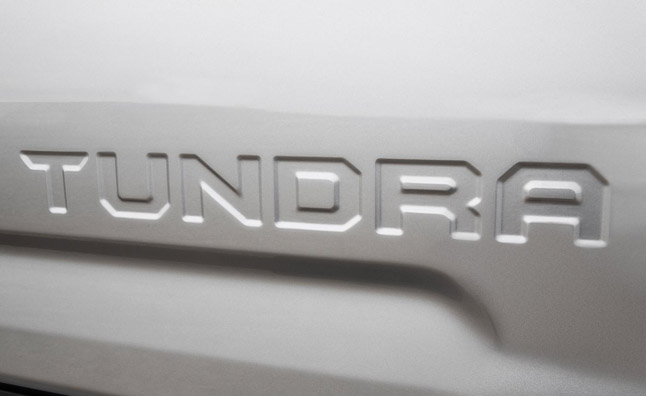 2014 Toyota Tundra Teased Before Chicago Debut