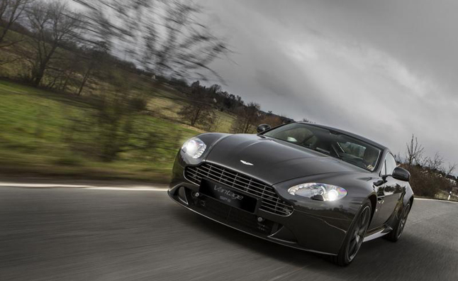 Aston Martin V8 Vantage S 'SP10 Edition' Gets Race Inspired Treatment, Available Stick-Shift
