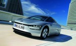 Volkswagen XL1 is World's Most Fuel Efficient Car at 261-MPG