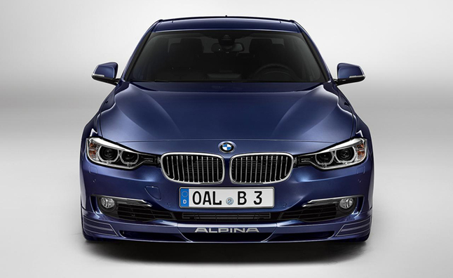 2013 Alpina B3 Bi-Turbo Surfaces Ahead of Geneva Debut