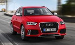Audi RS Q3 Images Leak in Production Trim