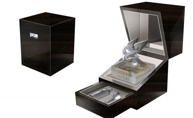 Bentley Introduces New Fragrance for Men