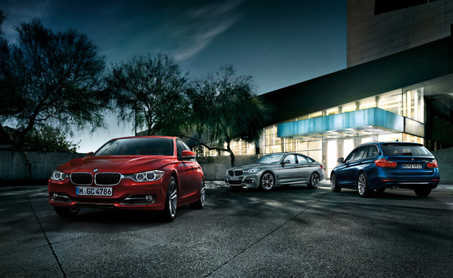 BMW 3 Series GT Becomes Official – Mega Gallery