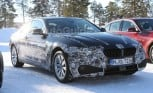 BMW 4-Series Coupe Spied Testing Against Audi A5