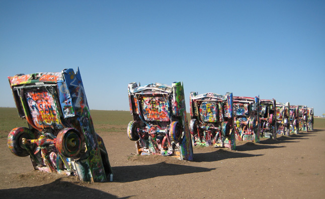 Cadillac Ranch Could be Shut Down
