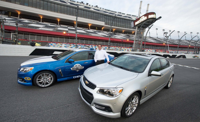Daytona 500 Pace Car to be Driven by GM President