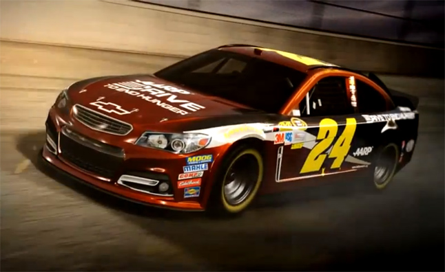 2014 Chevrolet SS Stars in New Ads Ahead of Daytona 500 Debut