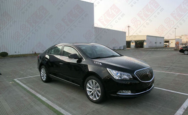 Updated Buick LaCrosse, Regal to Debut in New York