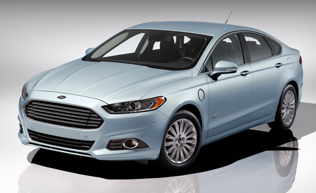 Ford Fusion Energi Approved for California HOV Lane Access