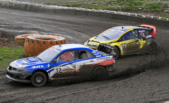 Global RallyCross Gets Legit