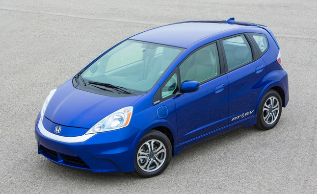 Honda Fit EV Available on East Coast