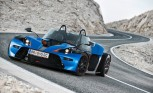 KTM X-Bow GT Gets Doors and a Windshield