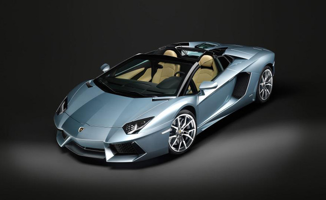 Lamborghini Aventador Roadster Already Sold Out