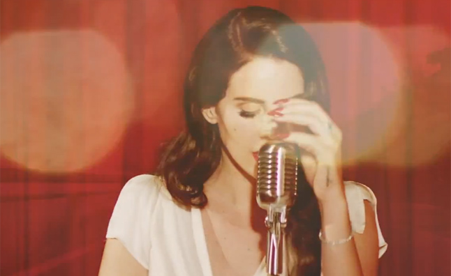 Jaguar F-Type Featured in Lana Del Rey's Burning Desire Music Video