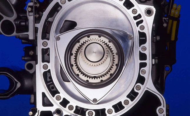 New Mazda Rotary Engine in Development