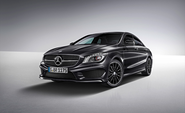 Mercedes CLA Edition 1 Headed to Europe