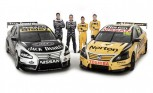 Nissan Altima V8 Supercars' Liveries Unveiled