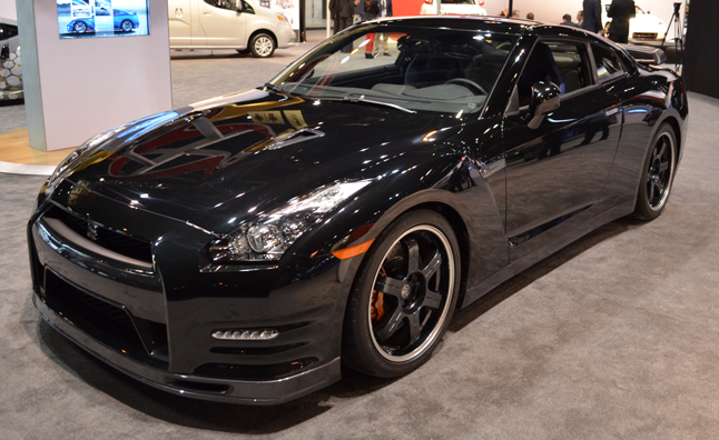 2014 Nissan GT-R Track Edition Video, First Look: 2013 Chicago Auto Show
