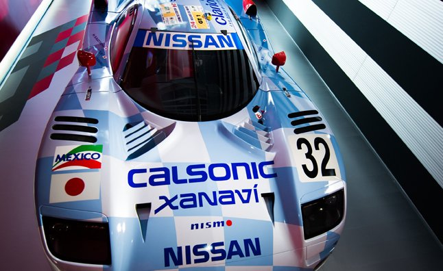 Nissan Returning to 24 Hours of Le Mans in 2014 with Electric Technology