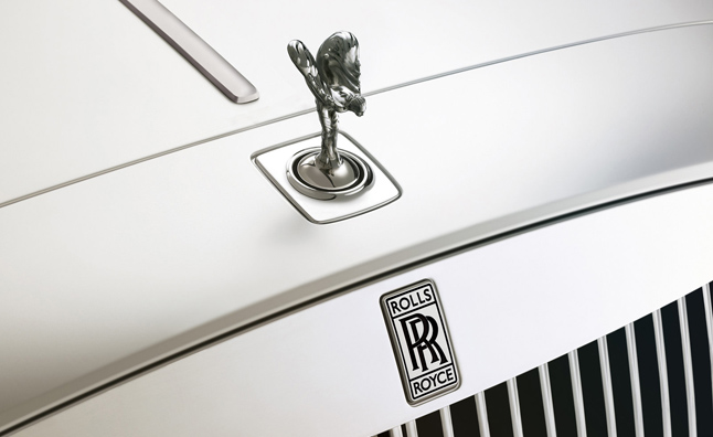 Rolls-Royce Planning V16-Powered Roadster, SUV Models
