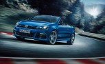 Volkswagen Golf R Cabriolet is a Topless Beauty