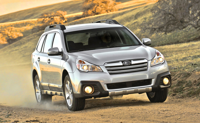 2012 Subaru Legacy, Outback Recalled for Windshield Wiper Issue