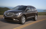 2013 Buick Enclave Awarded NHTSA Five Star Safety Rating