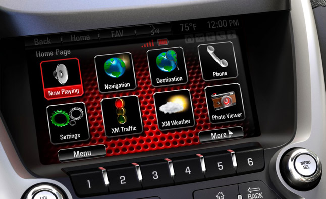 GMC IntelliLink System Includes Tech-Help Advisor