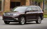 2014 Toyota Highlander to Bow at New York Auto Show