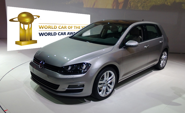 2015 Volkswagen Golf Named World Car of the Year