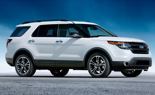 Ford Taurus, Explorer and Lincoln MKS Recalled for Fuel Tank Issue