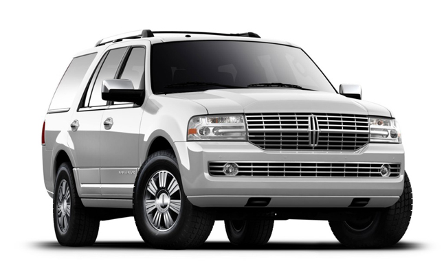 2014 Lincoln Navigator to Drop V8 for EcoBoost V6