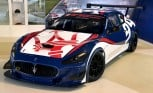 2013 Maserati GranTurismo MC Trofeo Race Car Gets Improved Aero