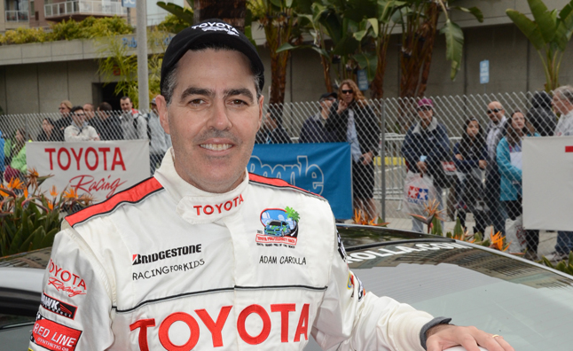 2013 Toyota Pro/Celebrity Race Driver Lineup Announced