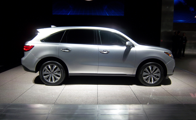 2014 Acura MDX Video, First Look