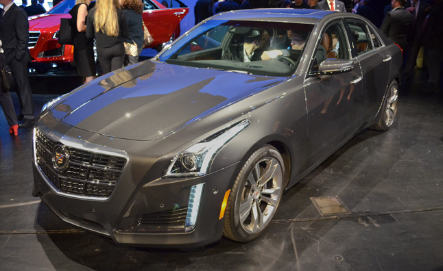2014 Cadillac CTS Vsport is a Genuine German Alternative