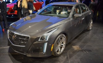 2014 Cadillac CTS Shown Off in New Videos