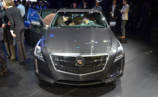 2014 Cadillac CTS Video, First Look