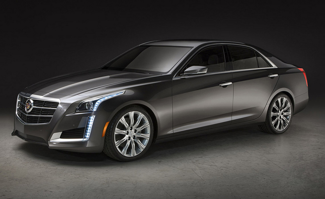 Watch the 2014 Cadillac CTS Reveal Live Streaming Online