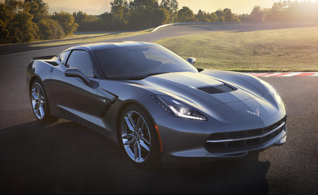 2014 Chevrolet Corvette Stingray Price Tipped in Contest