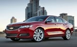 Chevy to Keep New Impala Off Rental Car Fleets by Offering Old Model Instead