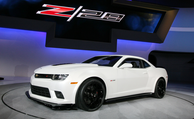 2014 Chevrolet Camaro Z/28: First Look Video