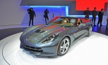 2014 Corvette Convertible Photos: Live from Geneva